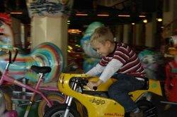 Motorsport ist keine Fahrt auf dem Kinderkarussell.
