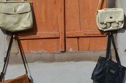 Handtaschen können ein überaus variables Accessoire sein.