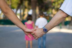 Elternzeit können beide Partner nehmen.