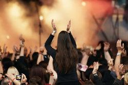 Rock im Park und Rock am Ring finden jedes Jahr parallel statt.