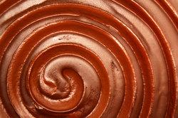 Schokolade und Torte gehören zusammen.