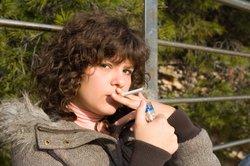 Rauchen stellt für Kinder und Jugendliche eine noch größere Gefahr dar.