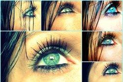 Dichte Wimpern gelten als Schönheitsideal.