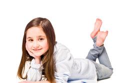Kinder brauchen viel Bewegung.