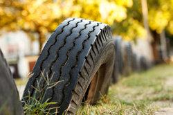 Nur mit zulässigen Reifengrößen darf man das Auto in Betrieb nehmen.