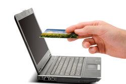 Bei Auslandsüberweisung vom Online-Konto BIC und IBAN angeben