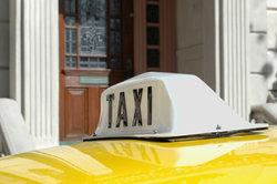 Auch als Gebrauchter interessant - ein Taxi.