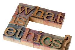 Der Unterschied zwischen Moral und Ethik ist eine wichtige Frage.