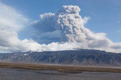 Echte Vulkane sind ziemlich furchteinflößend.