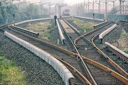 Die Deutsche Bahn hat ein großes Streckennetz.