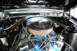 Verbrennungsmotoren haben unterschiedliche Wirkungsgrade.