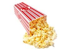 Popcorn können Sie auch mit Schokolade süßen.