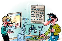 Ein interessanter Ausbildungsberuf: Optiker