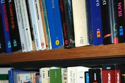 Datenbanken speichern mehr Daten als Bücher.