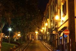 Madeira: Funchal bei Nacht