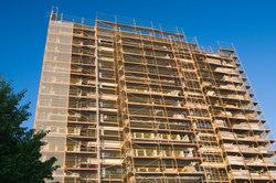 Sanierungsarbeiten können zur Mietminderung berechtigen, wenn sie erheblich beeinträchten.
