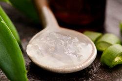 Aloe Vera kann das Hautbild entscheidend verbessern.