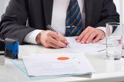 Nicht zur sofortigen Unterschrift unter Mietvertrag drängen lassen