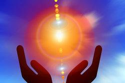 In den Händen liegt die (Lebens-)Kraft
