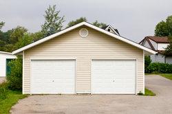 Bei der Garage auf Maße achten