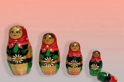 Kosenamen spielen im Russischen eine wichtige Rolle.