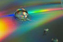 Diese Experimente zeigen das Farbspektrum von Licht.