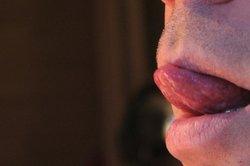 Die Zunge ist ein wichtiges Sinnesorgan.