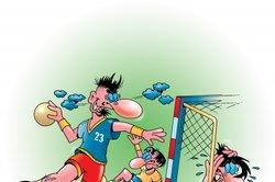 Handball für Kinder sollte immer abwechslungsreich sein.