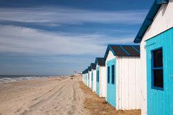 Der Strand von Texel.
