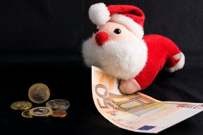 Der 1. Dezember ist Stichtag fürs Weihnachtsgeld.