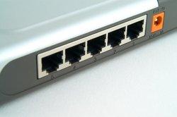 Auch ein Router sollte nicht ohne Weiteres ans Internet angeschlossen werden.