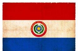 Diese Flagge Paraquays ist seit 1842 unverändert.