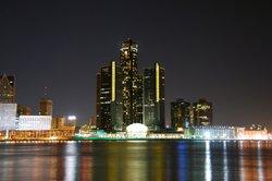 Detroit - Heimat von Chevrolet