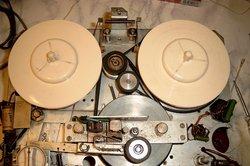 Tonbandgeräte werden kaum noch benutzt.