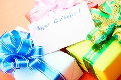 Frohe Feste feiern - 60. Geburtstag