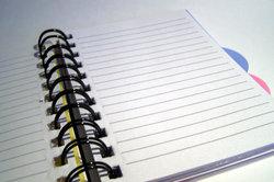 Machen Sie sich regelmäßig Notizen.