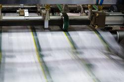 Der Druckknopf eines Epson-Druckers ist schnell gereinigt.