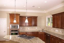 In vielen Küchen kommen Resopalplatten zum Einsatz.