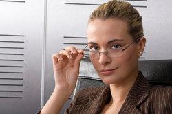 Switch-it-Brillengestelle bieten mehr Flexibilität als eine feste Brille.