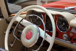 Zeitlose Eleganz - ein Mercedes-Oldtimer