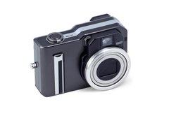 Die Finepix-Kamera gibt es in verschiedenen Farben.