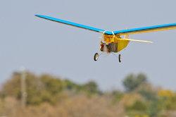Mit der Spektrum DX10 können Sie sicher landen.