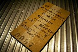 Mit einer BahnCard 100 benötigen Sie keine Zugfahrkarte mehr.