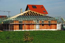 Eine Detailzeichnung von einem Dach ist schnell erstellt.