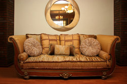 Geben Sie Omas Sofa einen neuen Look.