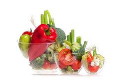 Gemüse hat bei WW null Punkte.