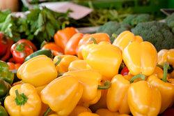 Gemüse schmeckt aus dem Dampfgarer besonders gut.
