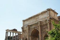 Schon im alten Rom war Politik ein heiß diskutiertes Thema.