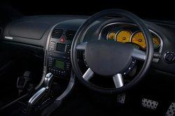 Das Autoradio besitzt eine passende Optik.