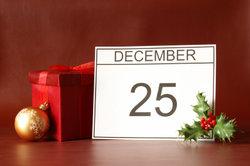 Versüßen Sie die Vorweihnachtszeit mit einem Adventskalender.
